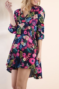 Shoptiques Product: Contemporary Print Dress