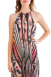 Alana Ferr Atelier Graphic Maxi Dress - Side cropped