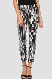 Joseph Ribkoff Graphic Pant - Product Mini Image