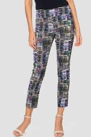 Joseph Ribkoff Graphic Pants - Product Mini Image