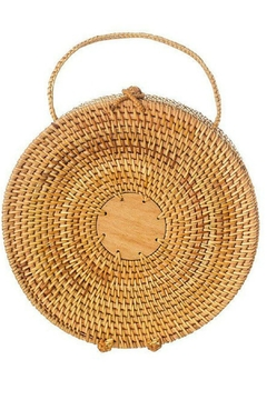 Imagine That Grass Circle Bag - Product List Image