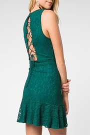 Everly Grass is Greener Dress - Product Mini Image