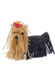 Grass Roots Creations Yorkie Dog Bianca - Product Mini Image