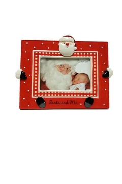 Grasslands Santa Frame - Alternate List Image