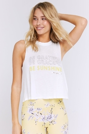 SPIRITUAL GANGSTER Grateful Crop Tank - Other
