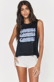 SPIRITUAL GANGSTER Grateful Crop Tank - Product Mini Image