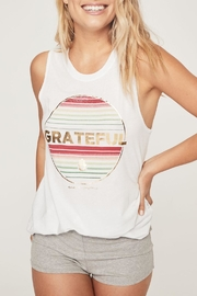 SPIRITUAL GANGSTER Grateful Stripe Muscle - Product Mini Image