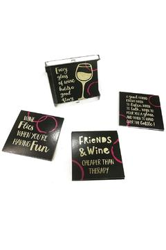Shoptiques Product: Gratitude Coasters