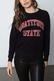 Stillwater Gratitude State Graphic Pullover - Product Mini Image