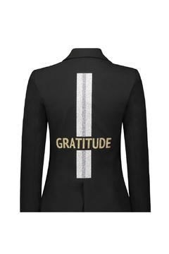 HIPCHIK  Gratitude With Stripes - Product List Image