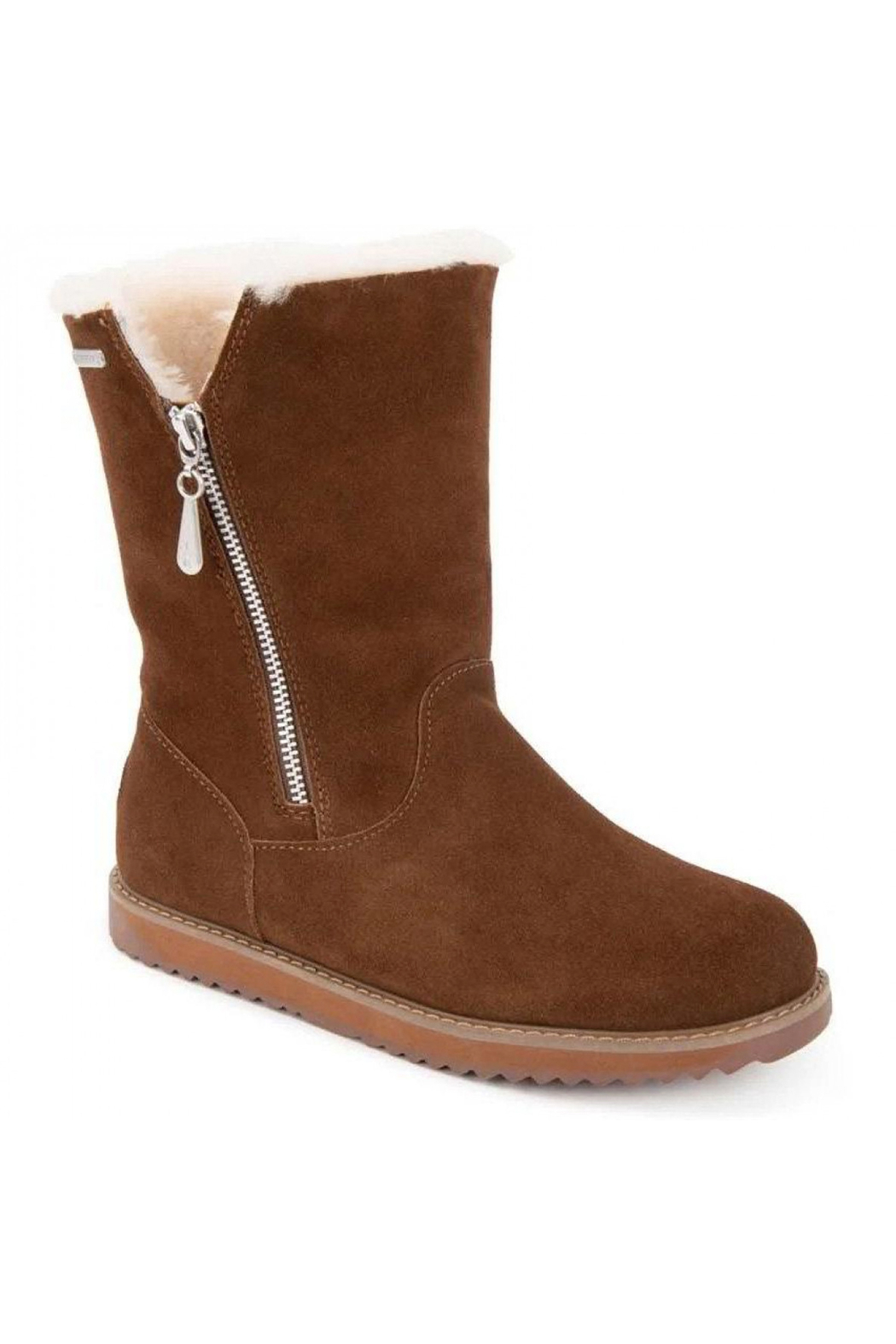 Emu Australia Gravelly Waterproof Women's Boots - Front Cropped Image