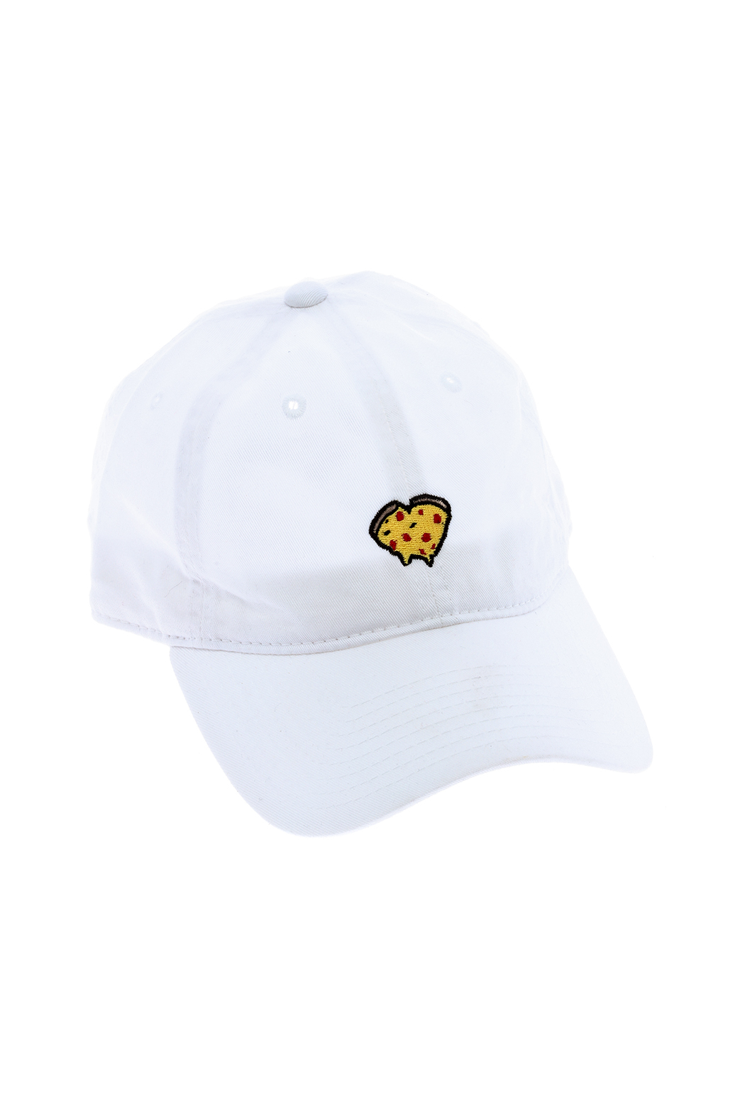9be1a6f3893 Gravity LA Pizza My Heart Dad Baseball Hat from California — Shoptiques
