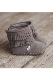 Little Love Bug Company Cozy Moccasin Boot with Waterproof Soft Sole - Product Mini Image