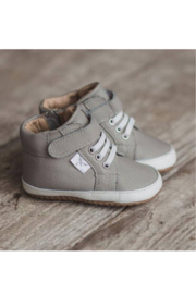 Little Love Bug Company Gray Hightop Shoes - Product Mini Image