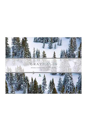 Galison  Gray Malin The Snow Double Sided 500 Piece Jigsaw Puzzle - Product Mini Image