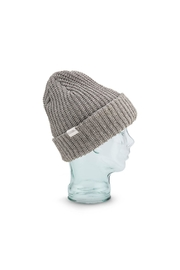 COAL Gray Recycled Beanie - Product Mini Image