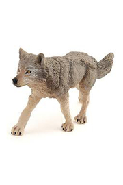 Papo Gray Wolf - Product Mini Image