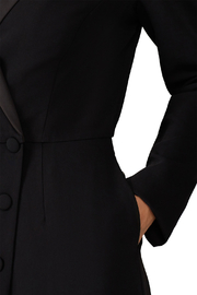 Adelyn Rae Grayson Suit Romper - Back cropped
