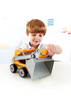 Hape Great Big Digger - Product List Image