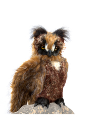 Folkmanis Great Horned Owl Puppet - Product Mini Image
