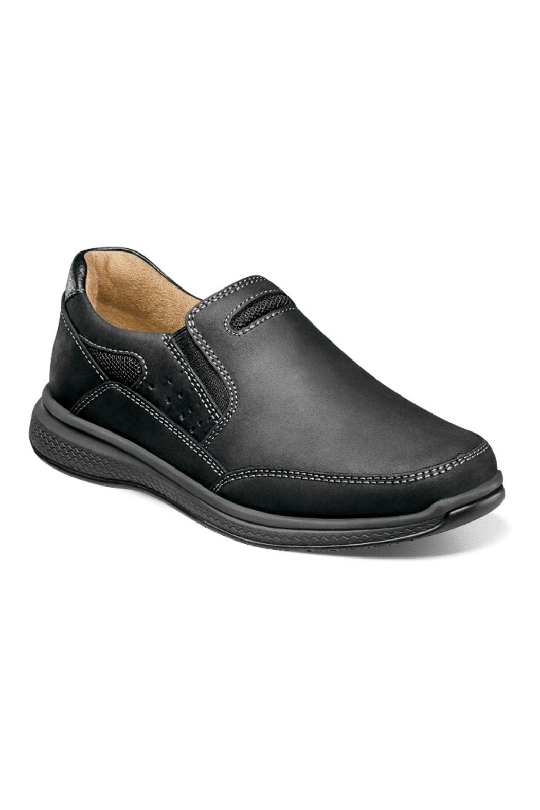 Florsheim Great Lakes Jr. Sport Slip On - Front Cropped Image
