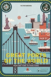 Penguin Books Great Ports Of-The-World - Product Mini Image