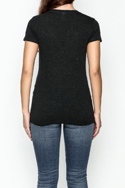 Great To Be Here Cincy V Neck Tee - Back cropped