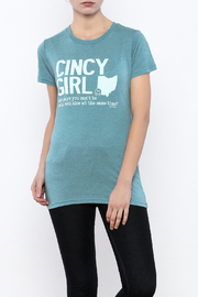 Great to Be Here Tees Cincy Girl Short sleeve - Front cropped