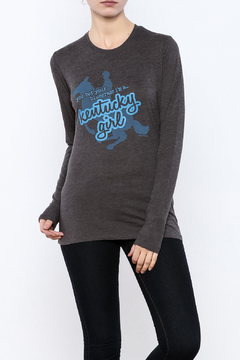 Great to Be Here Tees Kentucky Girl Long sleeve - Product List Image