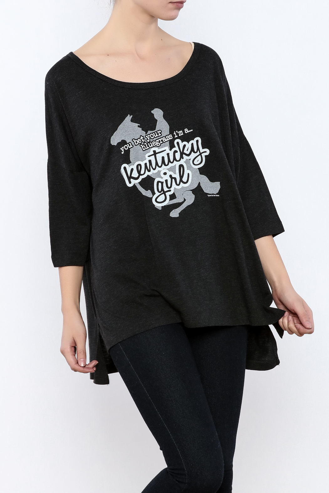 Great to Be Here Tees Kentucky Girl Tunic - Main Image