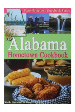 Great American Publishers Alabama Hometown Cookbook - Product List Image