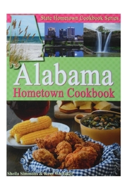 Great American Publishers Alabama Hometown Cookbook - Front cropped