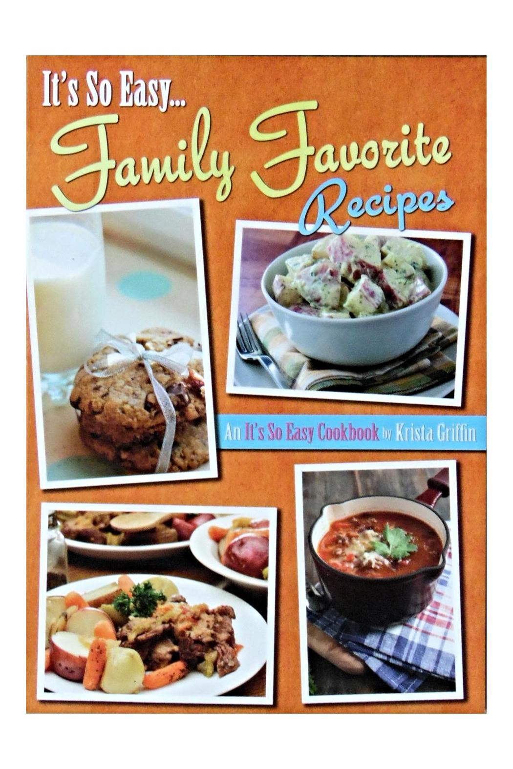 Great American Publishers Family Favorite Recipes - Main Image