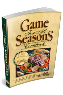 Great American Publishers Wild Game Cookbook - Alternate List Image