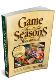 Great American Publishers Wild Game Cookbook - Front cropped