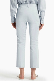 Great Plains Blue Flared Trousers - Front full body