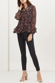 Great Plains Highland Tassle Blouse - Front cropped