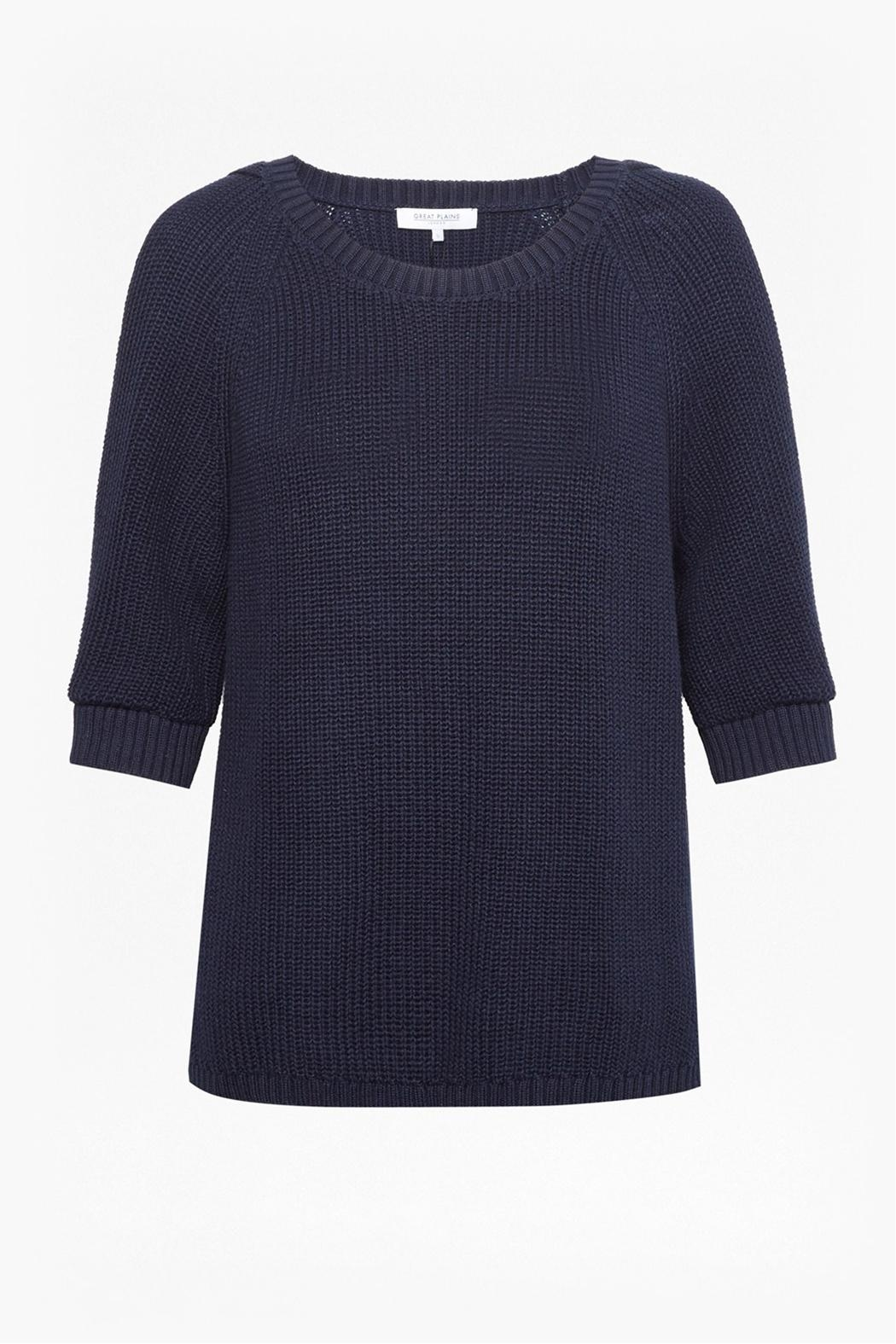 Great Plains Kendall Cotton Jumper - Main Image