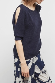 Great Plains Kendall Cotton Jumper - Side cropped