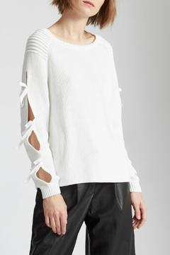 Shoptiques Product: Kiki Bow Jumper Top