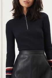 Great Plains Louisa Rib Jumper - Back cropped