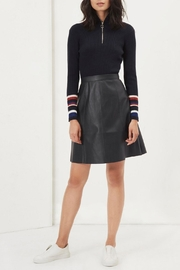 Great Plains Louisa Rib Jumper - Front cropped