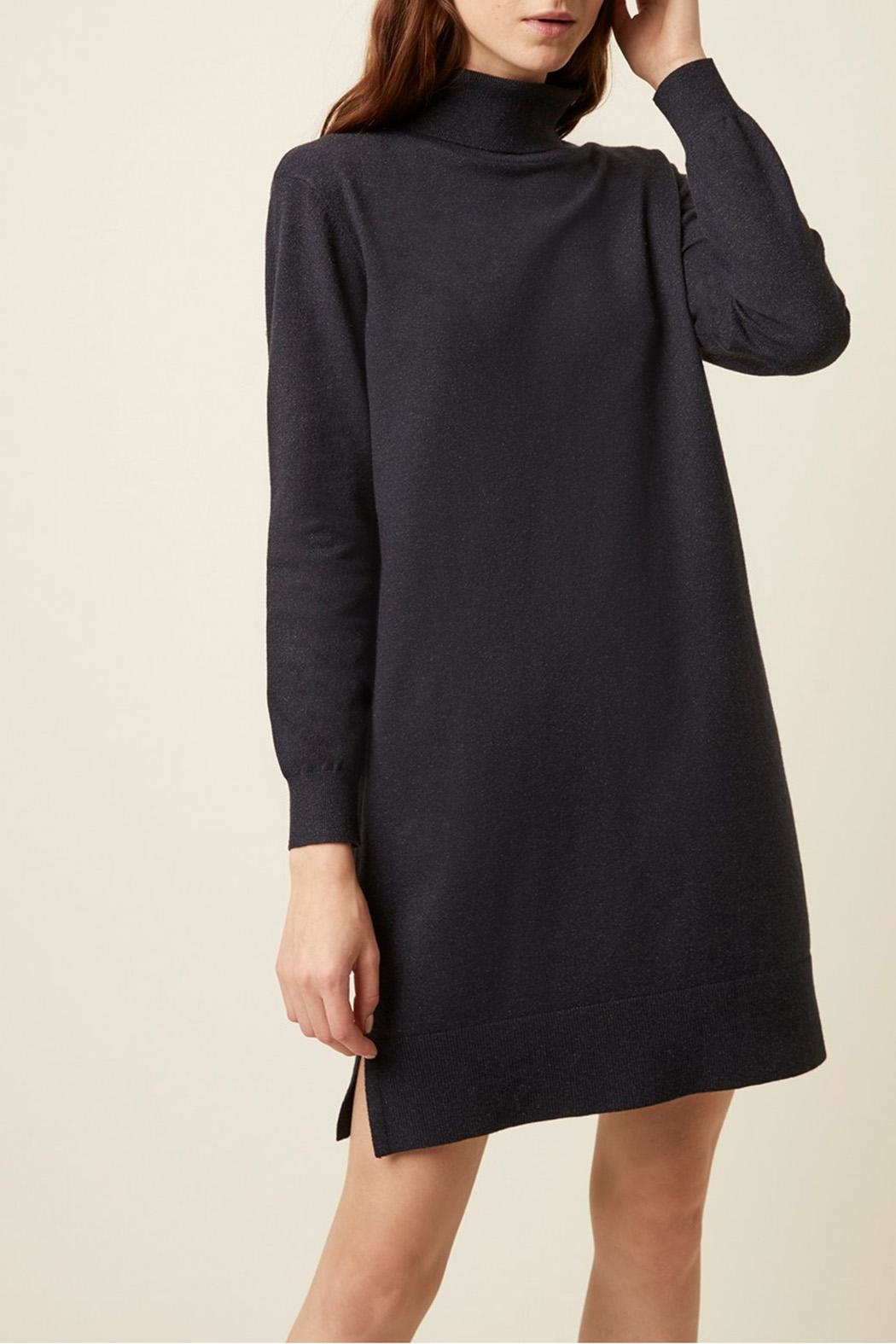 Great Plains Moselle Knit Dress - Side Cropped Image