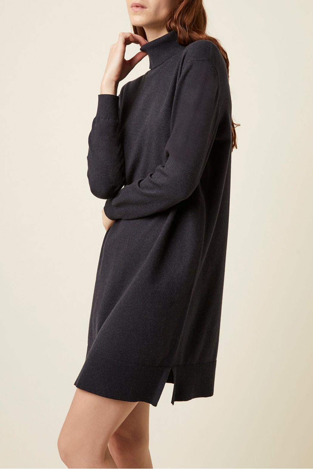 Great Plains Moselle Knit Dress - Back Cropped Image