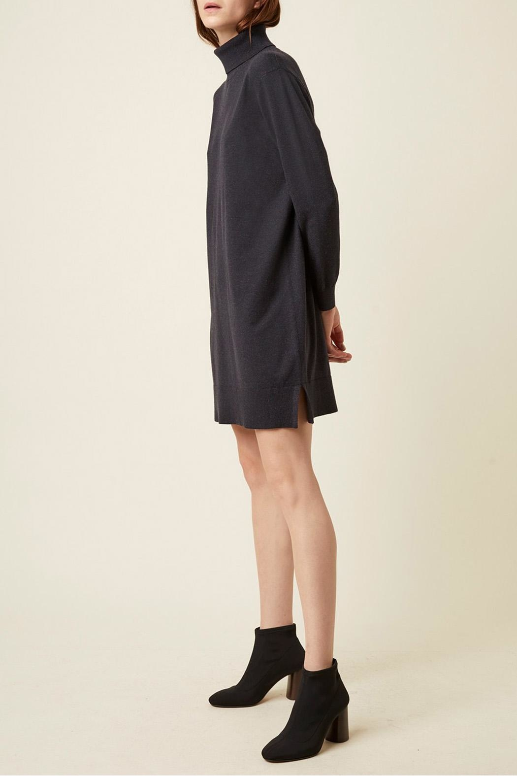 Great Plains Moselle Knit Dress - Front Full Image