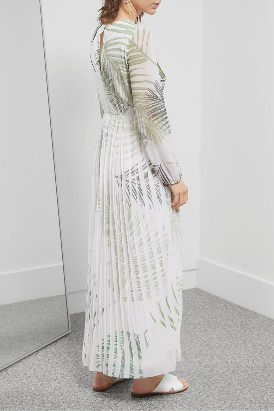 Great Plains Palm Maxi Dress - Front Full Image