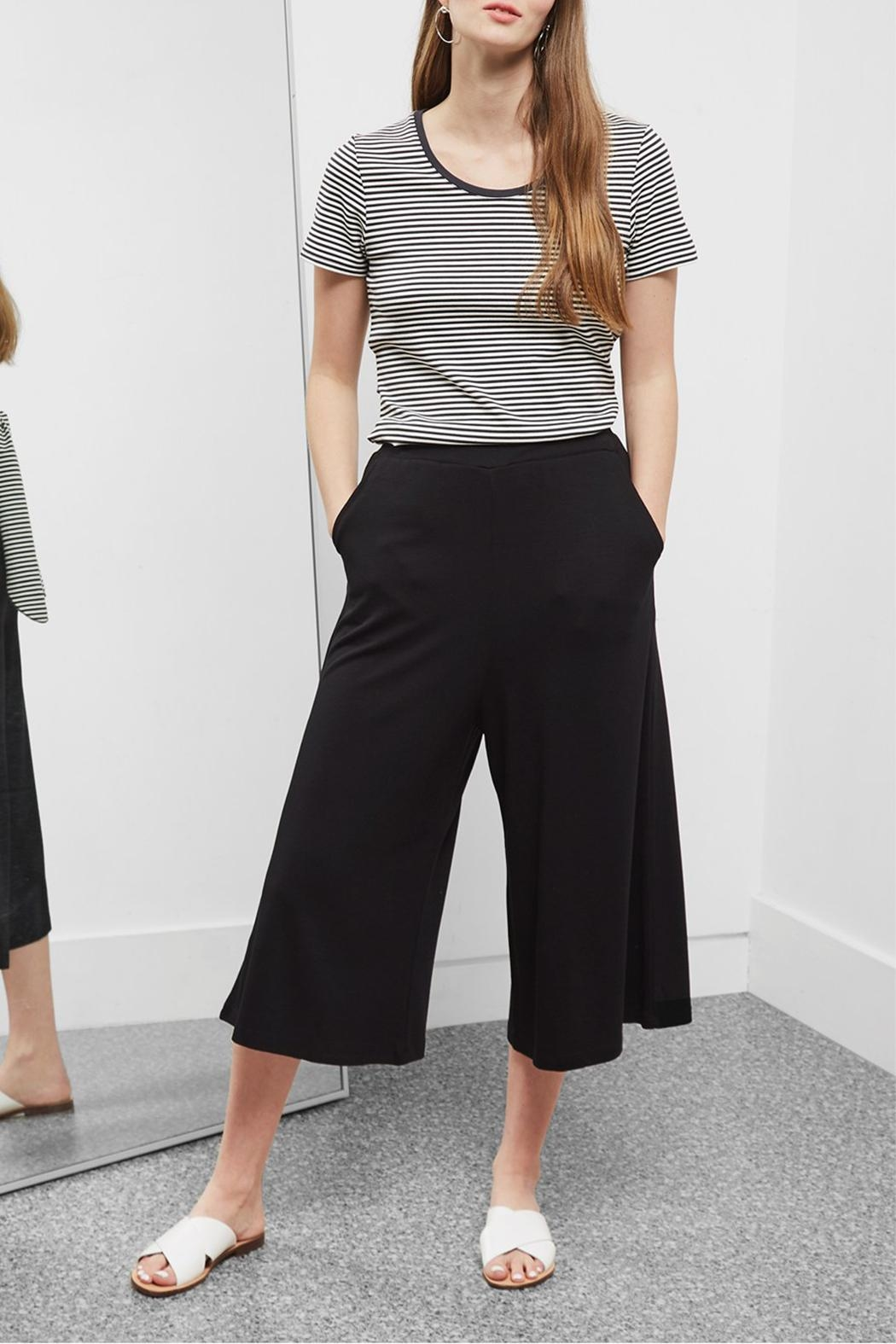Great Plains Polly Ponte Culottes - Main Image