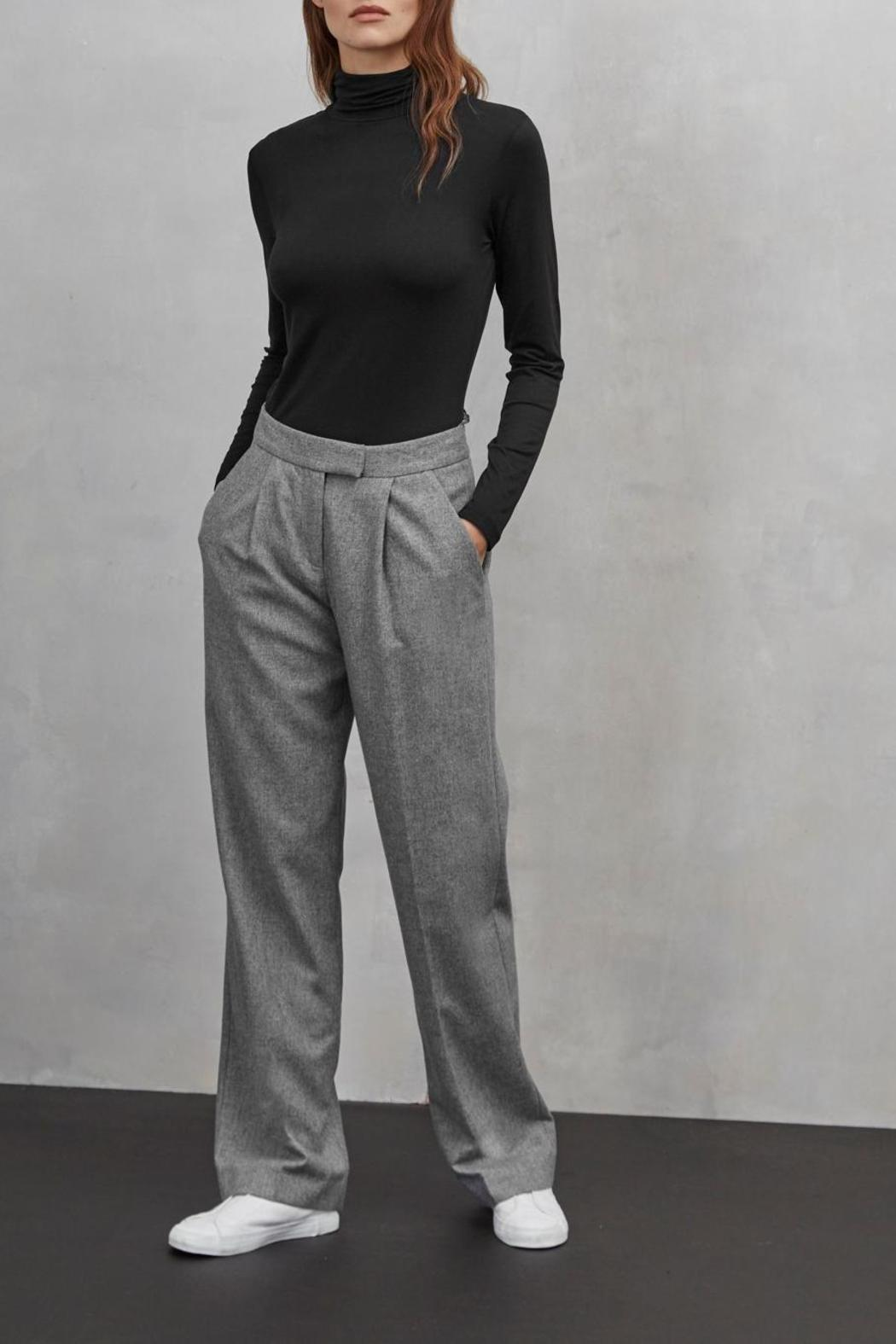 Great Plains Wide Leg Trousers - Main Image