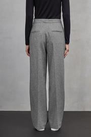 Great Plains Wide Leg Trousers - Front full body