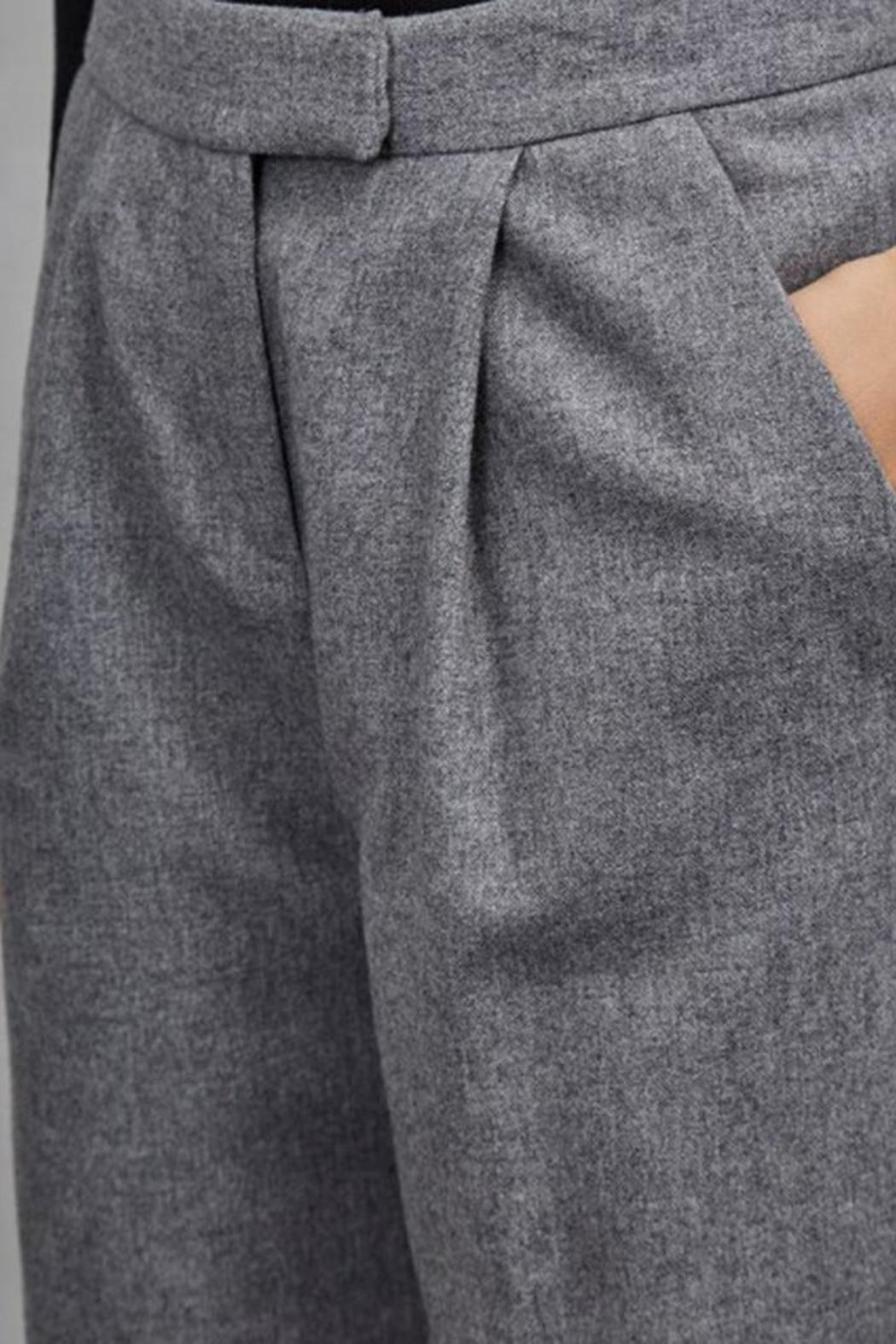 Great Plains Wide Leg Trousers - Side Cropped Image